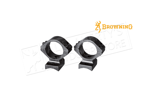 Browning BAR & BLR Integrated Scope Mount System – Matte Blued, 30mm Medium #12671