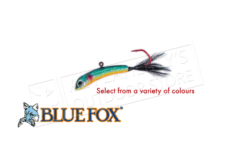 Blue Fox Lil' Foxee Jigging Minnow - 9/16 oz. #LFJM45