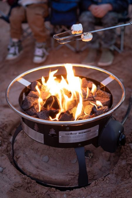 Camp Chef Redwood Fire Pit #GCLOGD