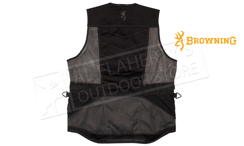 Browning Vest Ace Shooting Black #305045990