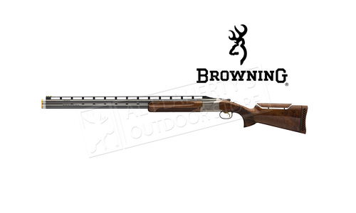 "Browning 725 Pro Trap with Pro Fit Adjustable Comb 12 Gauge 32"" Barrel #0180033009"