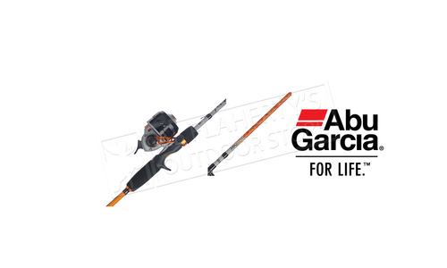 Abu Garcia Max STX Spincast Combo, 6' Medium Action 2-Piece #MAXSTXSC10/602M