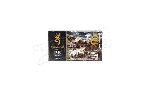 Browning Ammo 28 Nosler Long Range Pro Sierra Tipped, LRPM 160 Grains #B192500281