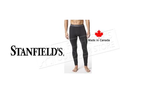 Stanfield's HeatFX Fleece Bottoms #FX62 BLK
