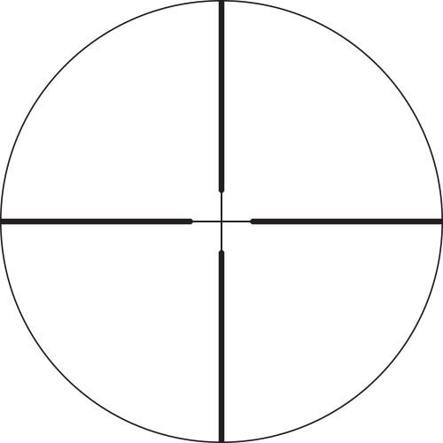 Vortex Crossfire II Riflescope 3–9x40 V-Plex #CF2-31005