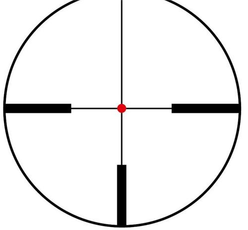 Bushnell Nitro Riflescope 3-18x56mm with G4I-Thin Illuminated Reticle #RN31856BS9