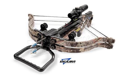 Excalibur Twinstike Crossbow Package MOBUC #E74353