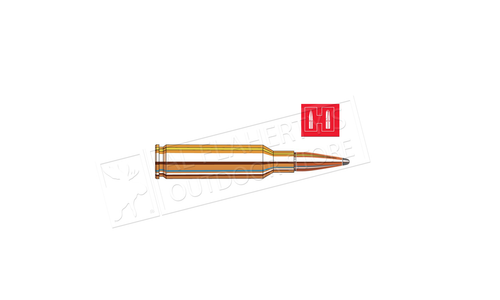 Hornady 6.5 Creedmoor American Whitetail, 129 Grain Interlock #81489