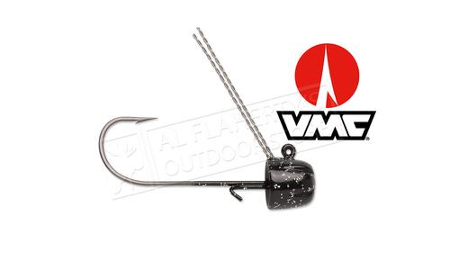 VMC Finesse Weedless Jig  Black #FWJ/BK