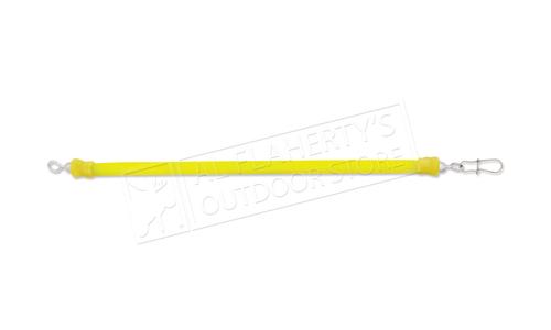 """Luhr-Jensen Dipsy Diver Snubber 8"""" Chartreuse #9700-008-0080"""