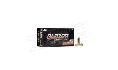 CCI Blazer 38 Special 125 Grain Aluminum, Pack of 50 #5204