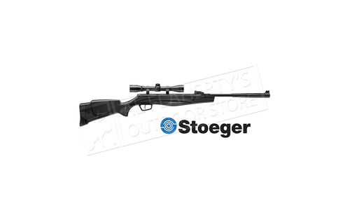 Stoeger S4000L Synthetic .177 Air Rifle with 4x32 Scope 495 FPS #S82011LE