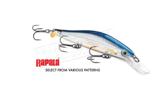 """Rapala RipStop Deep Swimbait, 3-1/2"""" 1/4 oz. Various Patterns #RPSD09"""