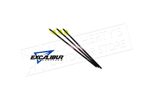"Excalibur Quill Illuminated Arrows for Micro Series Crossbows, 16.5"" Pack of 3 #22QV16IL-3"