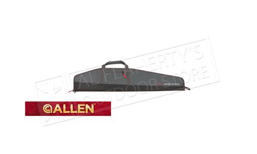 "Ruger American Rifle Lockable Gun Case, 46""L Scoped Rifles, Dark Heather Gray #29735"