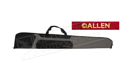 "Allen 46"" Anthracite Rifle Case, Black/Gray #610-46"