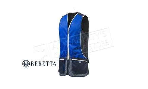 Beretta Silver Pigeon Shooting Vest Blue, M-3XL #GT212021130545