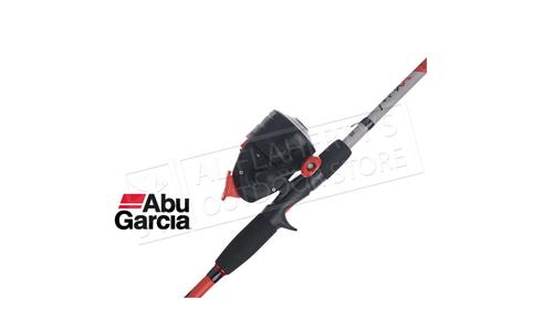 Abu Garcia Max Pro Spincast Combo, Sizes 10 #MAXXSC10/602M