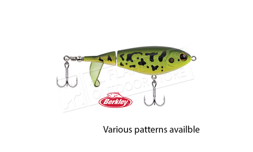 Berkley Choppo Jointed Topwater Bait, Various Patterns 105mm 3/4 oz. #BHBCP105-BNE
