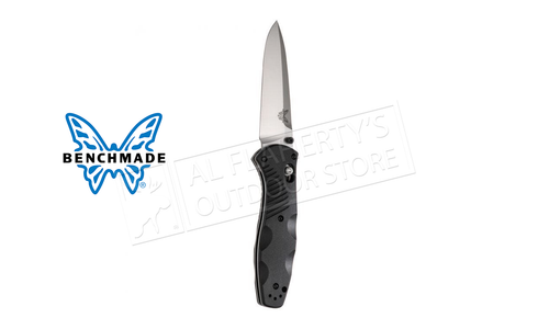 Benchmade 580 Barrage Assisted Axis Drop Point  #580