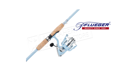 Pflueger Lady Trion Spinning Combo #TRIONSPL6630M2CBO