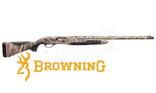 "Browning Maxus II Shotgun 12 Gauge, 28"" Barrel, 3.5"" Chamber, Mossy Oak Shadow Grass Habitat #011701204"
