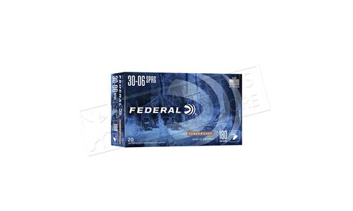 Federal Power Shok Rifle 30-06 Springfield #P3006D