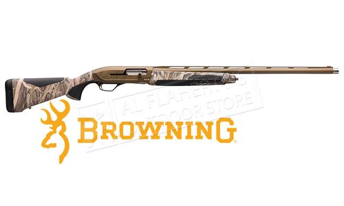 "Browning Maxus II Wicked Wings Shotgun 12 Gauge, 28"" Barrel, 3.5"" Chamber, Mossy Oak Shadow Grass Habitat #017705204"