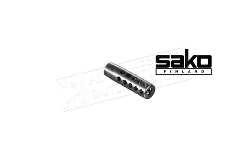 Sako S20 Muzzle Brake, Slim Blued #S588207091