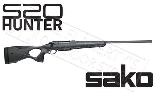 Sako S20 Hunter Rifle in various calibers, Cerekoted