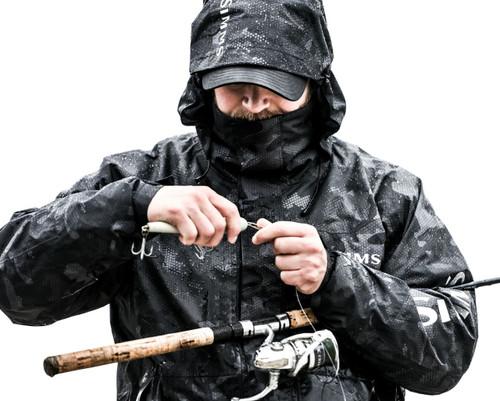 Simms Men's Challenger Jacket, Hex Flo Camo Timber #12906-915