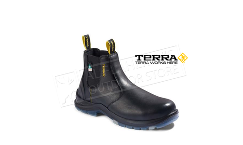 "Terra 6"" Murphy Composite Toe Safety Work Boot #TR0A4NRFBLK"