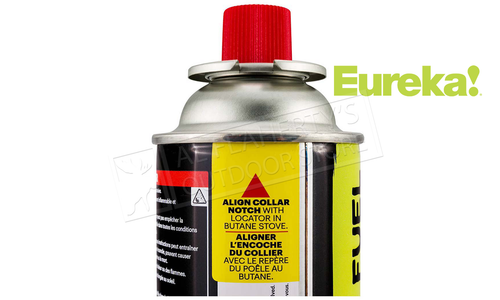 (Store Pick up Only) Eureka Butane Fuel 8 oz.#2572210
