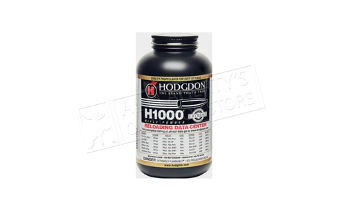 Hodgdon 10001 Extreme Smokeless Rifle Powder 1 LB. #H1000