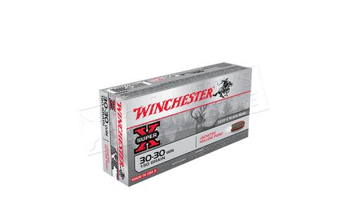 Winchester 30-30 WIN Super X, JHP 150 Grain Box of 20 #X30301