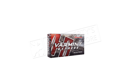 Hornady Varmint Express 223 Rem 40 Grain V-max, Box of 20 #8325