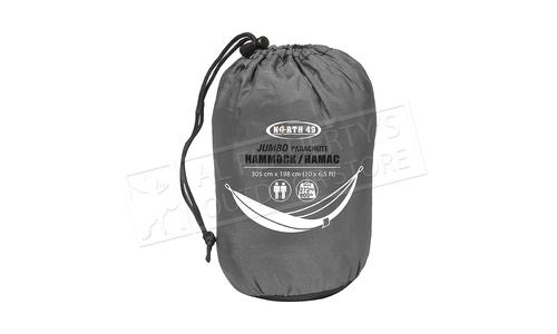 WFS Jumbo Parachute Hammock, Grey #6145