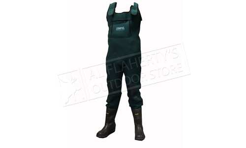 Compac Neoprene Waders with Integrated Boots - Various Sizes #2500
