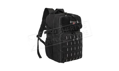 Allen Tac-Six Berm Tactical Backpack, MOLLE Connection System, Black #10888