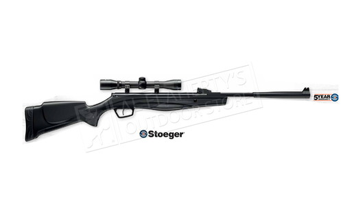 Stoeger S4000L Synthetic Air Rifle with 4x32 Scope, 1200 FPS #S8201L