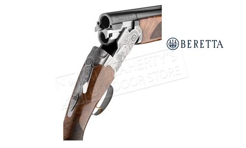 Beretta Shotgun 687 Silver Pigeon III with Schnabel Forearm
