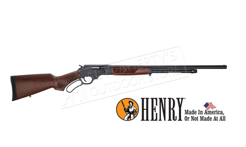"""Henry Lever-Action 410 Shotgun with Side Gate Loading, 24"""" Barrel #H018G-410"""