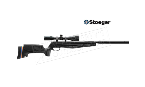 Stoeger S8000E Tac Synthetic Air Rifle & 3-9X40 Scope Combo, 1200 FPS, .177 or .22  #S8000ETac
