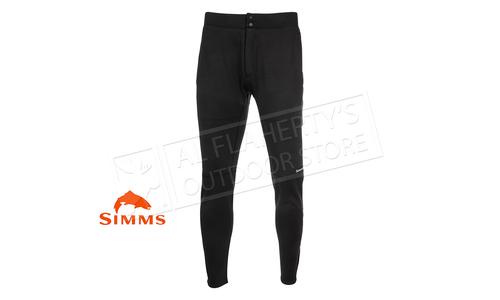 Simms Men's Thermal Pant, Black #13315-001