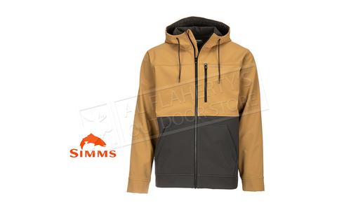 Simms Men's Rogue Hoody Dark Bronze #12654-208