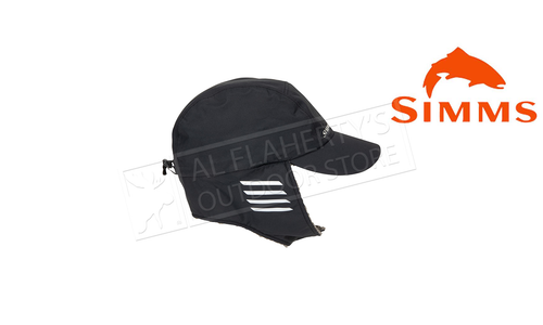 Simms Challenger Insulated Hat, Black #13389-001-00