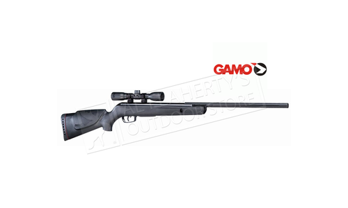 Gamo Outback Air Rifle With Scope, .177 1250 FPS #61100171HP47