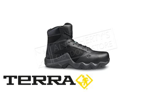 "Terra 6"" EKG Stealth Composite Toe Safety Work Boot #TR0A4NRYBLK"