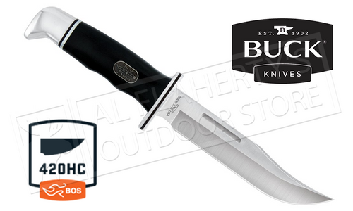 Buck Knives Buck 119B Drop Point Hunting Knife #0119BKS-B