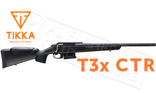Tikka T3x CTR Rifle, Various Calibers